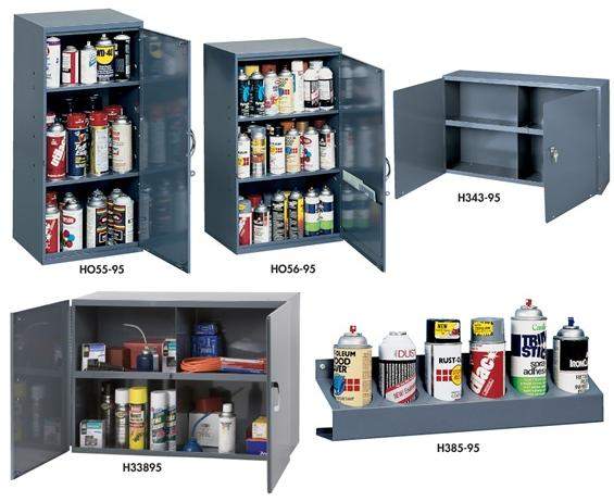 ALL-STEEL UTILITY CABINETS